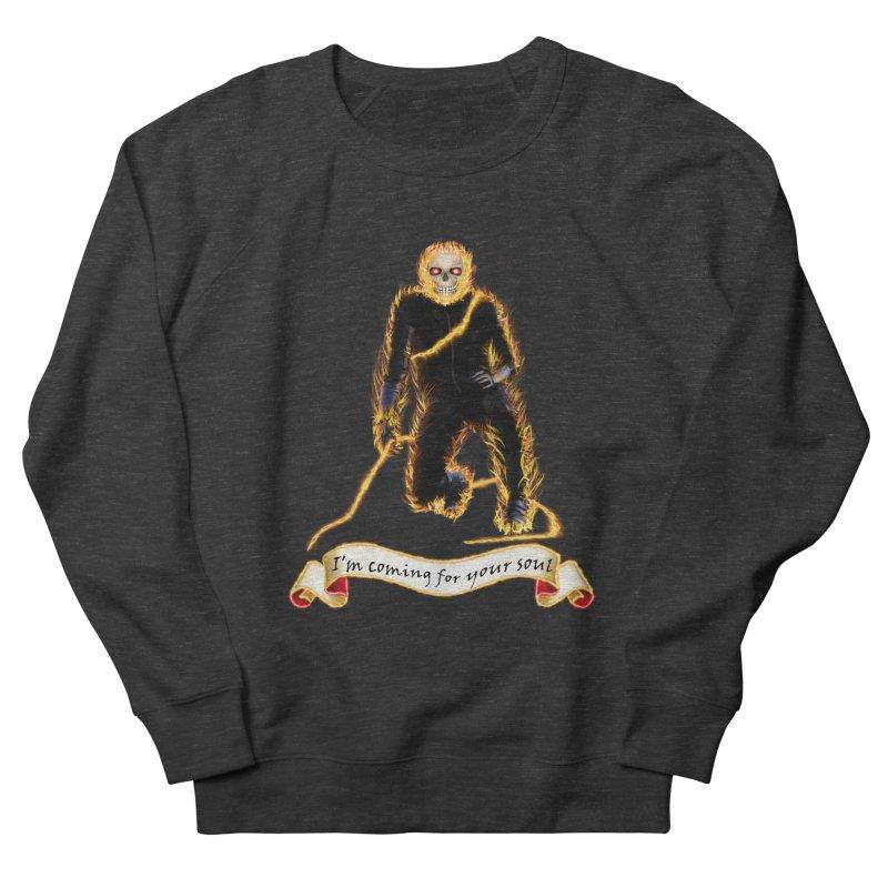 Ghost Rider with Chain Men's Sweatshirt by nicolekieferdesign's Artist Shop