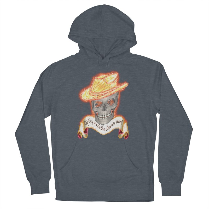 The Devils herd Women's Pullover Hoody by nicolekieferdesign's Artist Shop