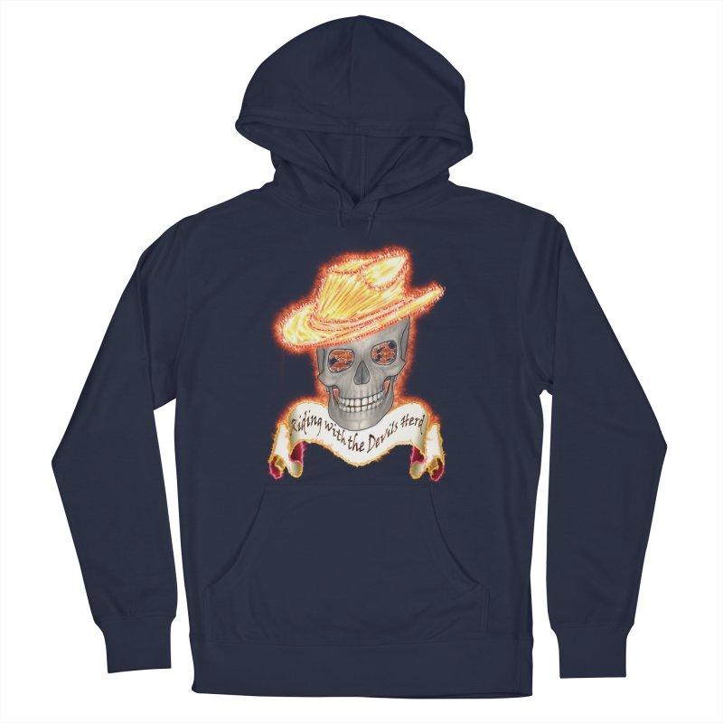 The Devils herd Men's Pullover Hoody by nicolekieferdesign's Artist Shop