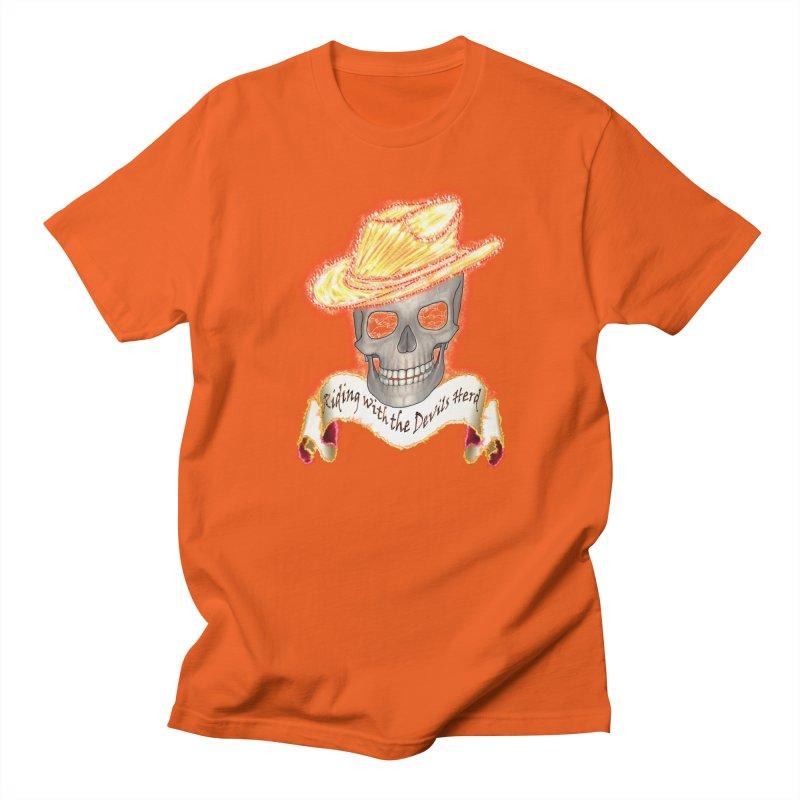 The Devils herd Women's Regular Unisex T-Shirt by nicolekieferdesign's Artist Shop