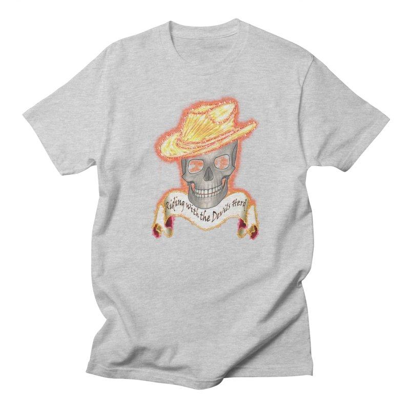 The Devils herd Women's Unisex T-Shirt by nicolekieferdesign's Artist Shop