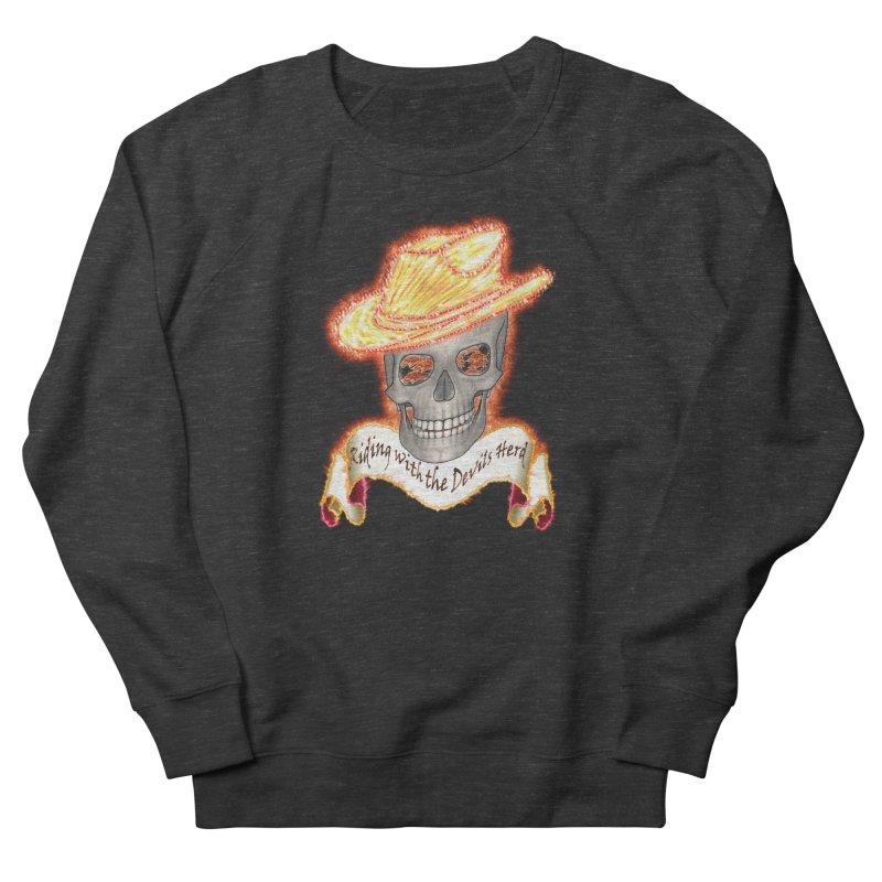 The Devils herd Women's Sweatshirt by nicolekieferdesign's Artist Shop