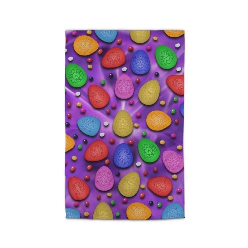 Eggs Galore Home Rug by nicolekieferdesign's Artist Shop
