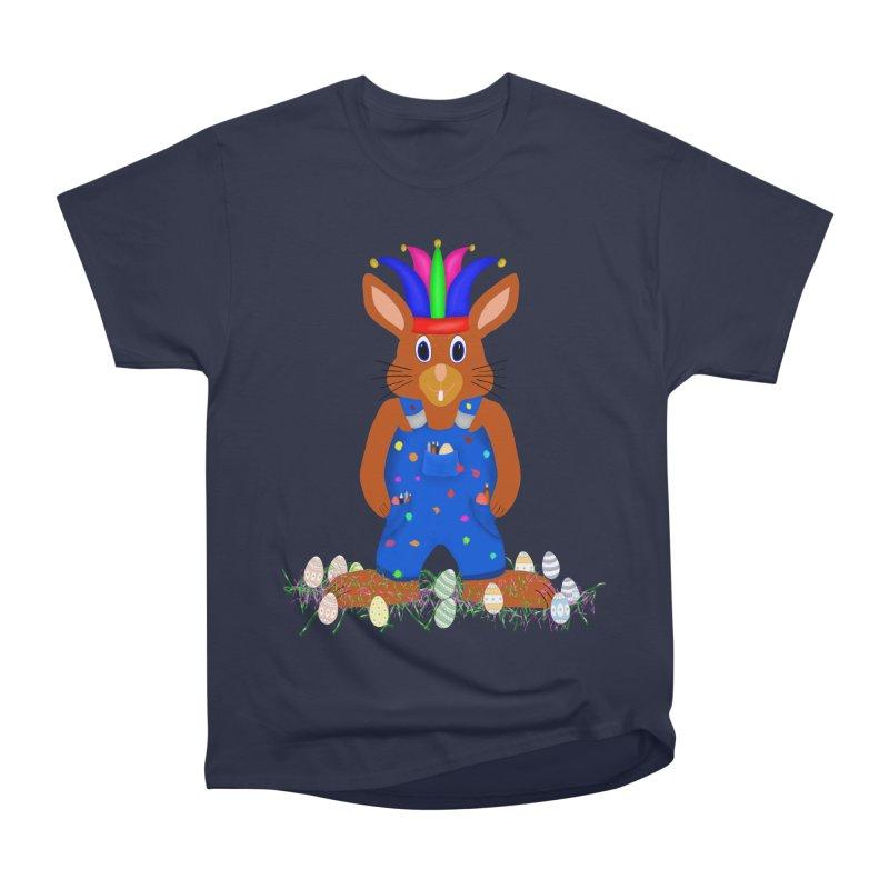 April first Bunny Men's Heavyweight T-Shirt by nicolekieferdesign's Artist Shop