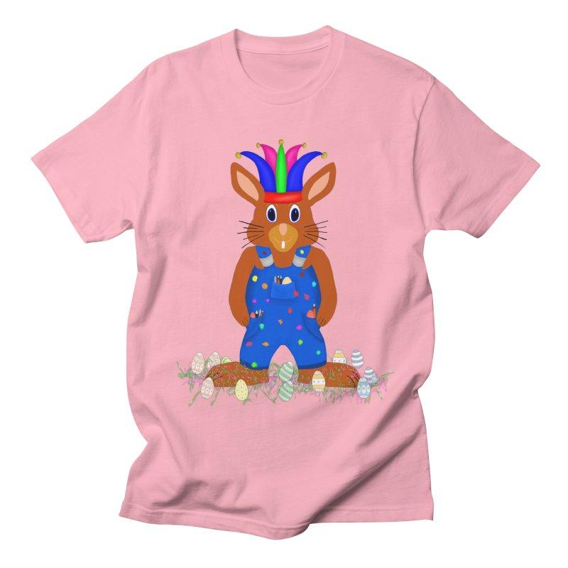 April first Bunny Men's T-Shirt by nicolekieferdesign's Artist Shop