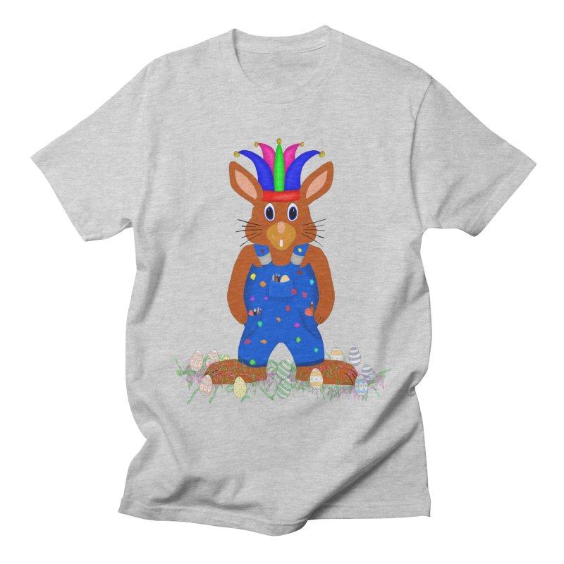 April first Bunny Women's Unisex T-Shirt by nicolekieferdesign's Artist Shop