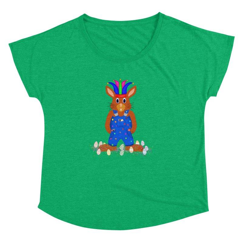 April first Bunny Women's Dolman by nicolekieferdesign's Artist Shop