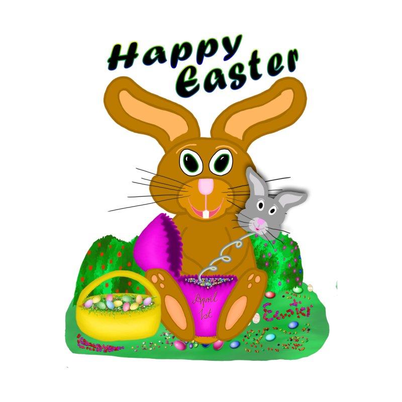 Prankster Bunny by nicolekieferdesign's Artist Shop
