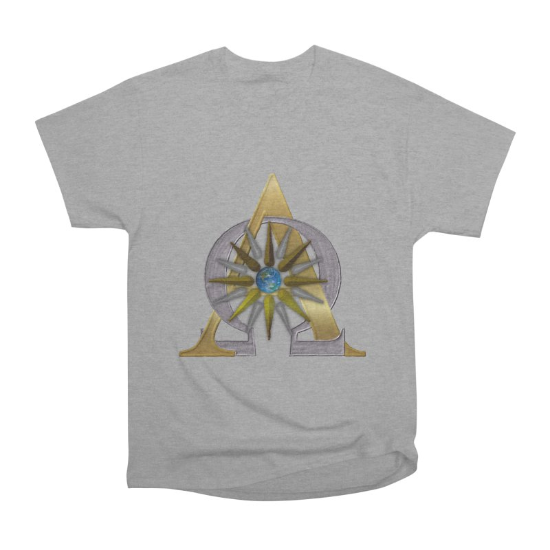 Appollo's Prophecy Men's Heavyweight T-Shirt by nicolekieferdesign's Artist Shop
