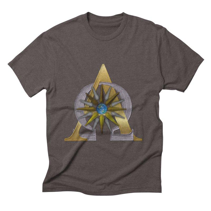 Appollo's Prophecy Men's Triblend T-Shirt by nicolekieferdesign's Artist Shop