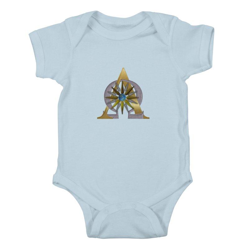 Appollo's Prophecy Kids Baby Bodysuit by nicolekieferdesign's Artist Shop