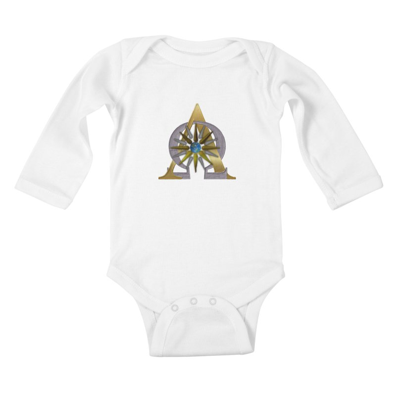 Appollo's Prophecy Kids Baby Longsleeve Bodysuit by nicolekieferdesign's Artist Shop