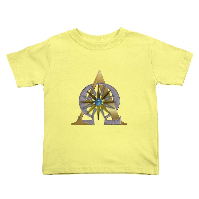Appollo's Prophecy Kids Toddler T-Shirt by nicolekieferdesign's Artist Shop