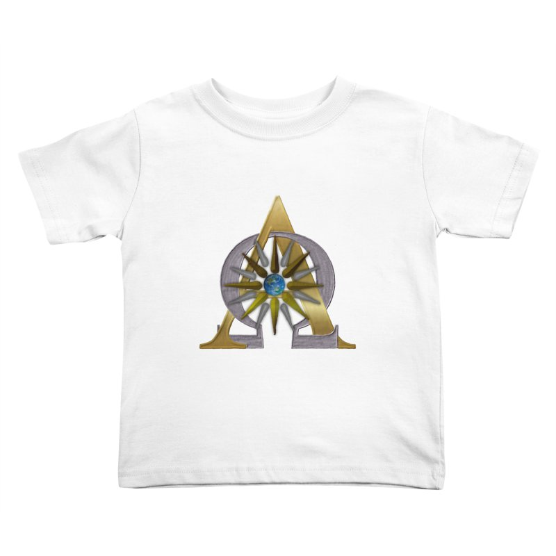 Appollo's Prophecy Kids Toddler T-Shirt by nicolekieferdesign's Artist Shop