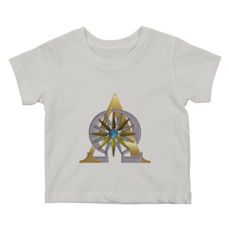 Appollo's Prophecy Kids Baby T-Shirt by nicolekieferdesign's Artist Shop