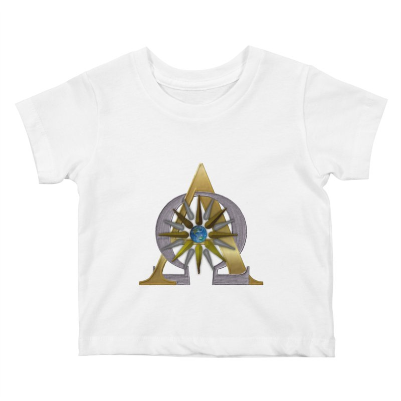 Appollo's Prophecy Kids Baby T-Shirt by nicolekieferdesign's Artist Shop