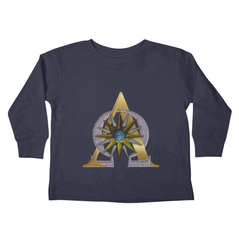 Appollo's Prophecy Kids Toddler Longsleeve T-Shirt by nicolekieferdesign's Artist Shop