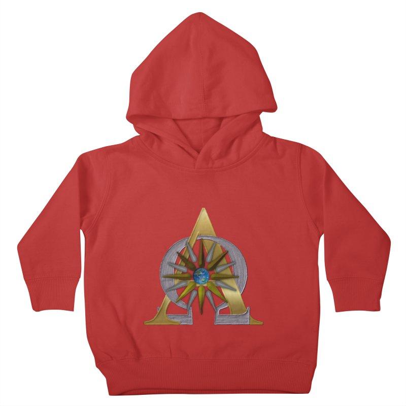 Appollo's Prophecy Kids Toddler Pullover Hoody by nicolekieferdesign's Artist Shop