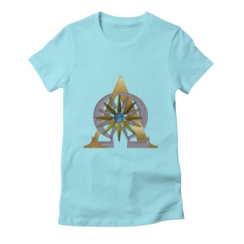 Appollo's Prophecy Women's Fitted T-Shirt by nicolekieferdesign's Artist Shop
