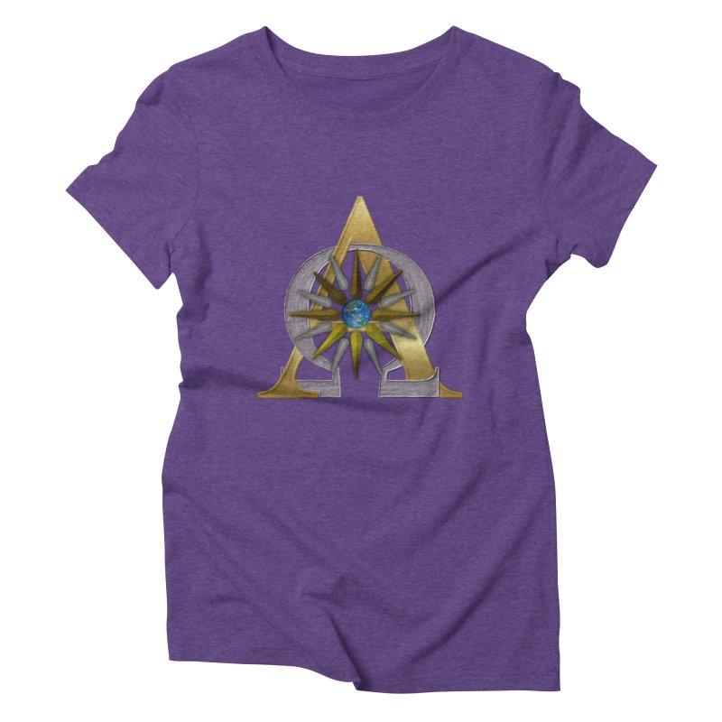 Appollo's Prophecy Women's Triblend T-Shirt by nicolekieferdesign's Artist Shop