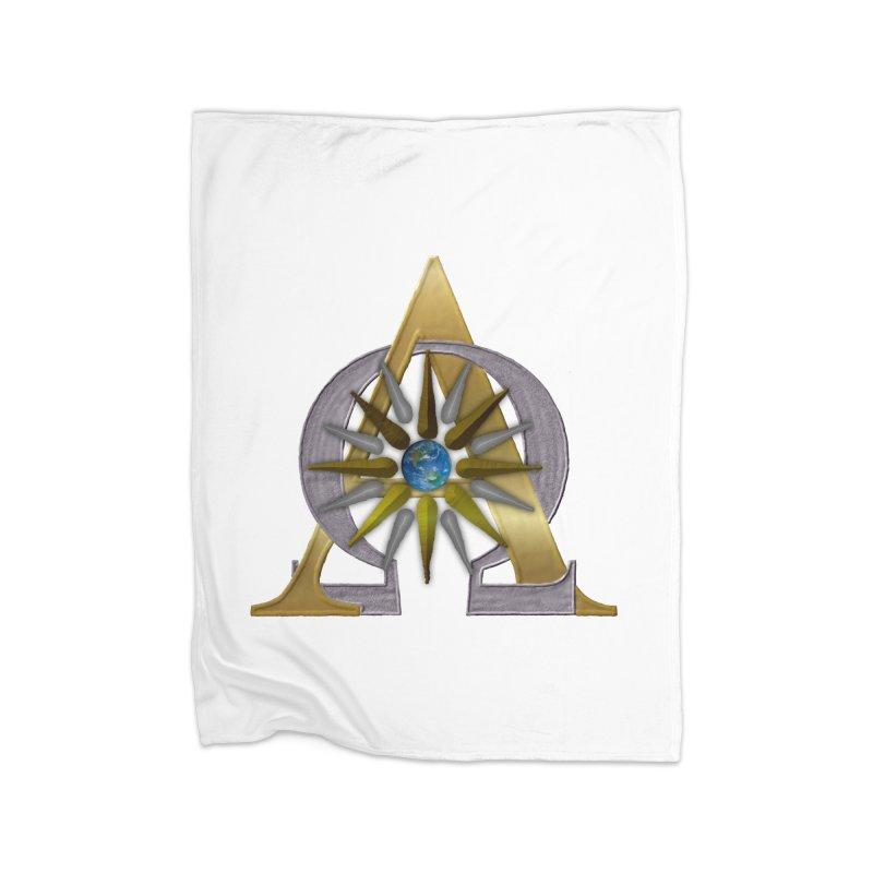 Appollo's Prophecy Home Blanket by nicolekieferdesign's Artist Shop