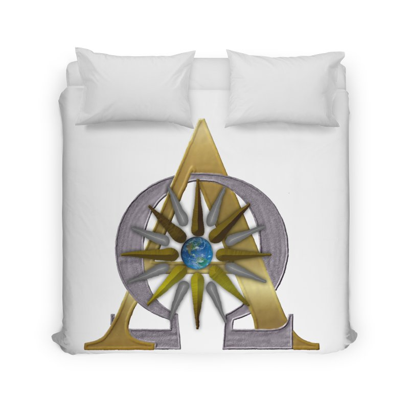 Appollo's Prophecy Home Duvet by nicolekieferdesign's Artist Shop