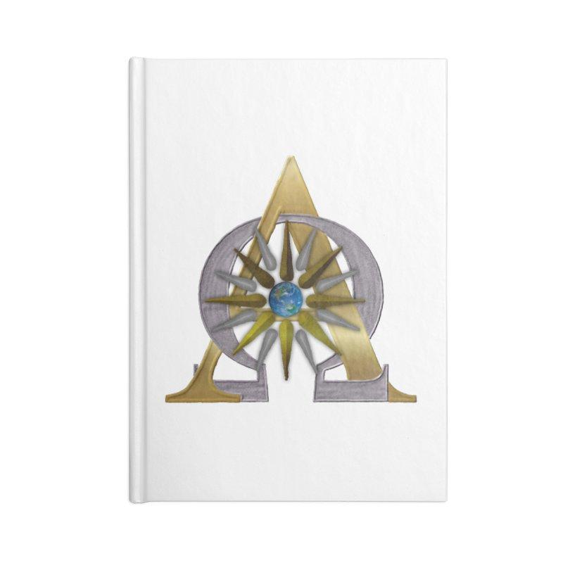 Appollo's Prophecy Accessories Notebook by nicolekieferdesign's Artist Shop