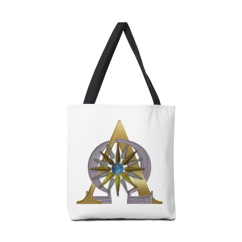 Appollo's Prophecy Accessories Bag by nicolekieferdesign's Artist Shop