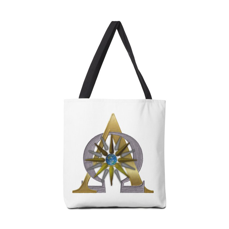 Appollo's Prophecy Accessories Tote Bag Bag by nicolekieferdesign's Artist Shop