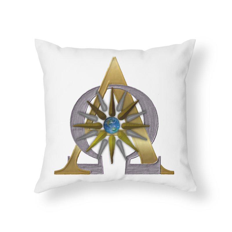 Appollo's Prophecy Home Throw Pillow by nicolekieferdesign's Artist Shop