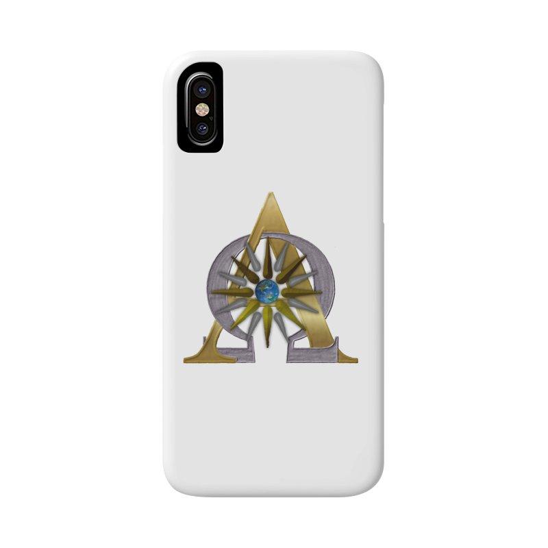 Appollo's Prophecy Accessories Phone Case by nicolekieferdesign's Artist Shop