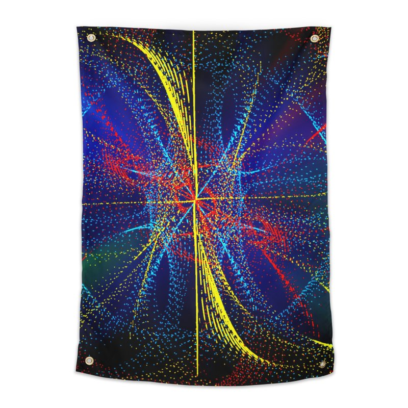 Dotswirls Home Tapestry by nicolekieferdesign's Artist Shop