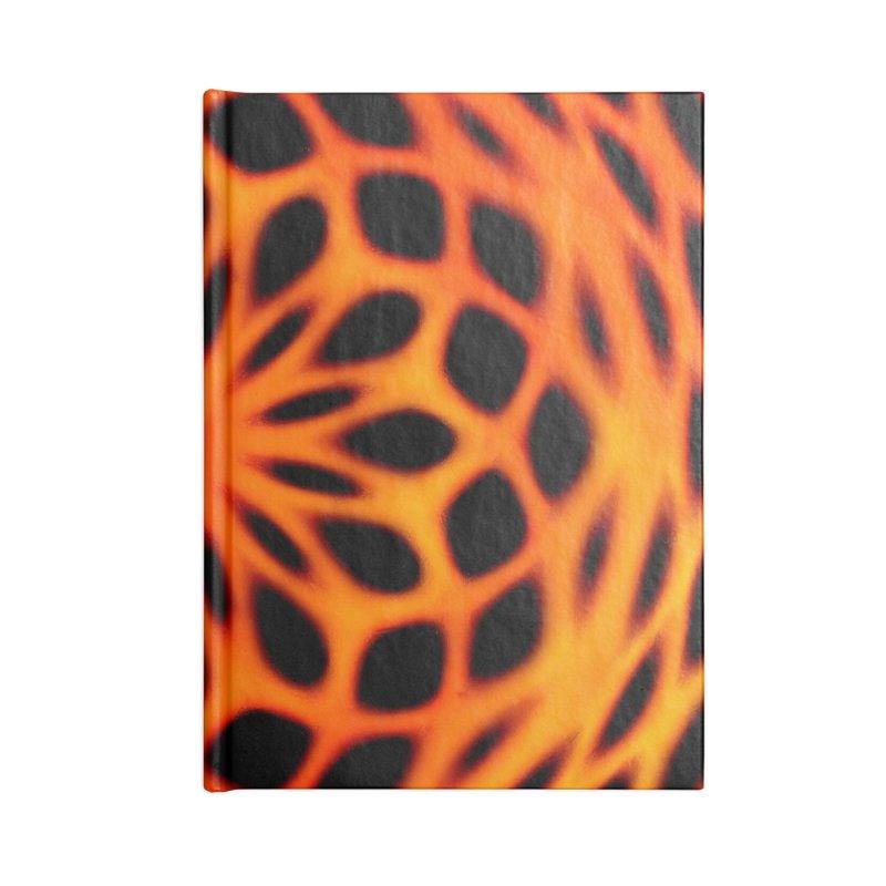 Fire Dome Accessories Notebook by nicolekieferdesign's Artist Shop