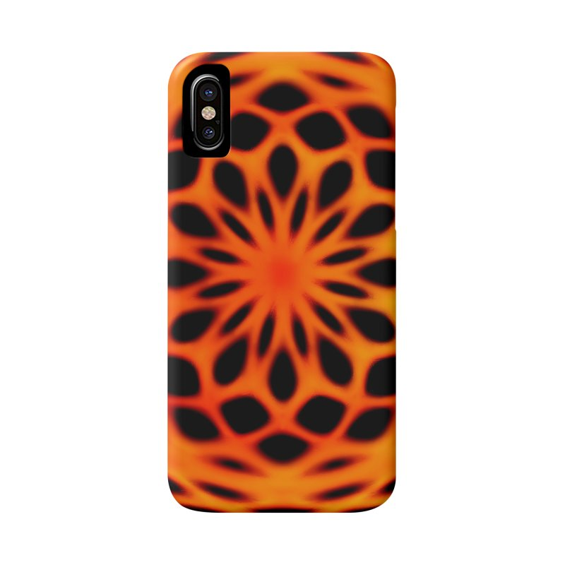 Fire Dome Accessories Phone Case by nicolekieferdesign's Artist Shop
