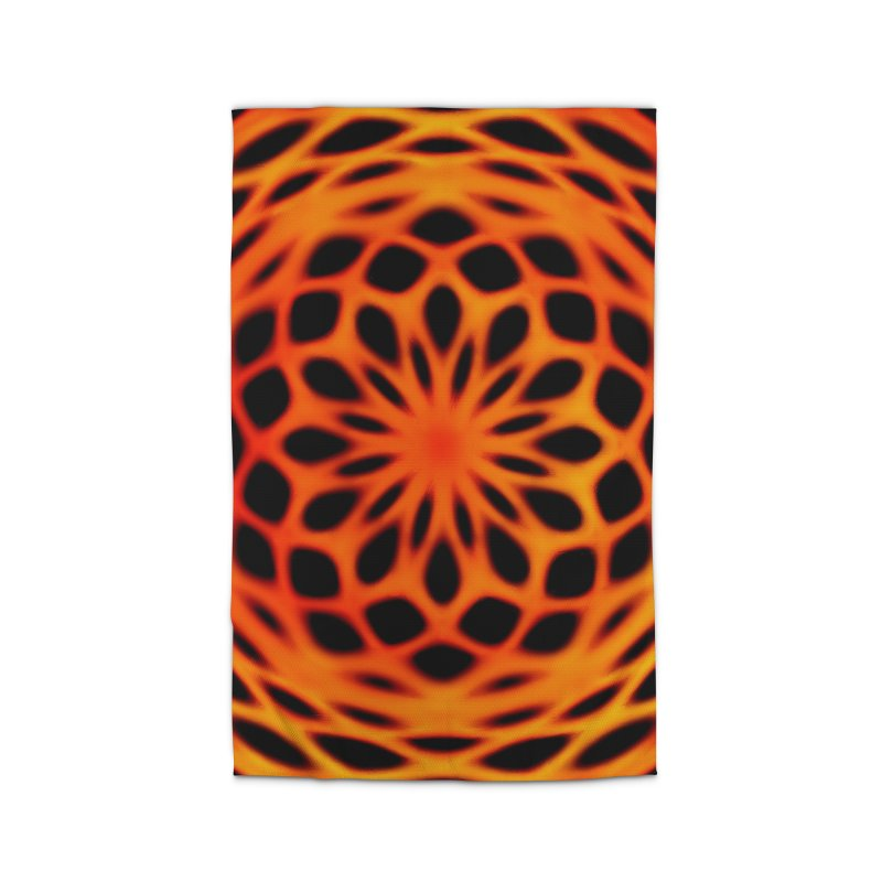 Fire Dome Home Rug by nicolekieferdesign's Artist Shop