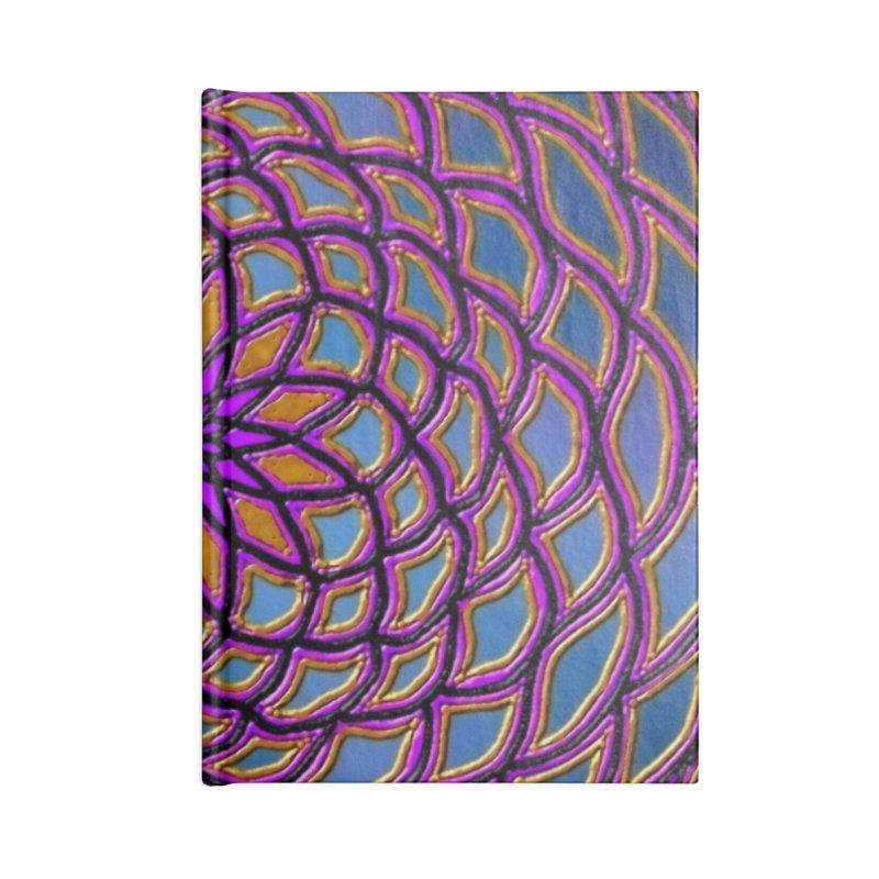 Flower Dome Accessories Notebook by nicolekieferdesign's Artist Shop