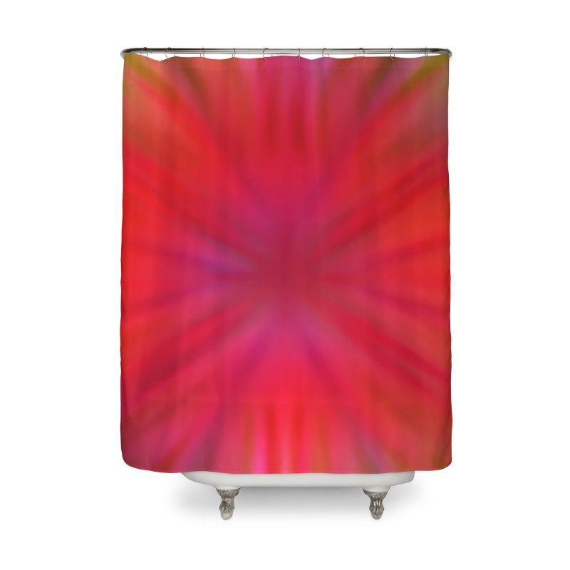 Tropical Flower Home Shower Curtain by nicolekieferdesign's Artist Shop