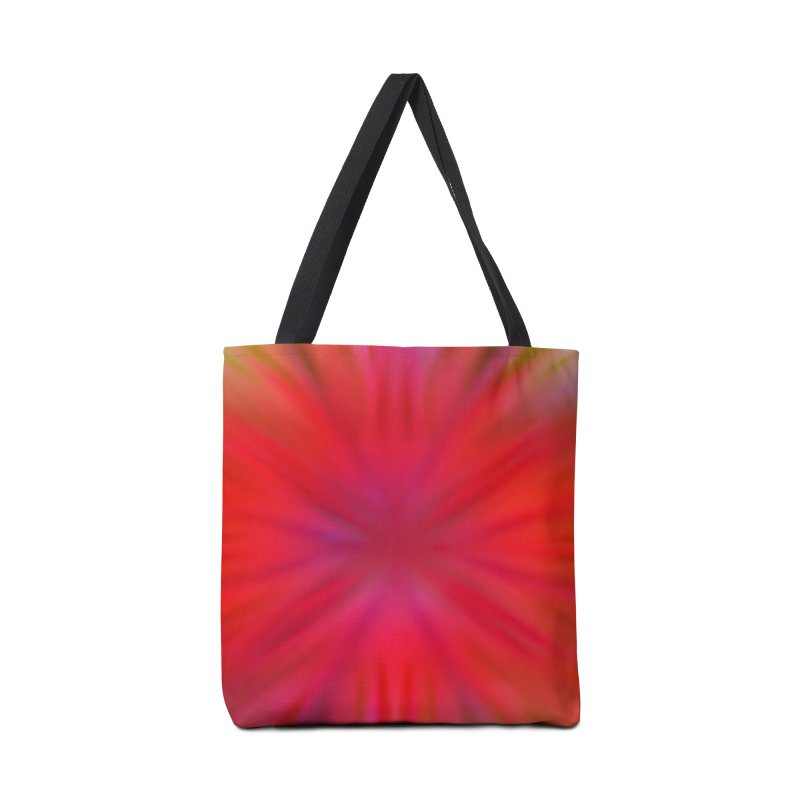 Tropical Flower Accessories Tote Bag Bag by nicolekieferdesign's Artist Shop