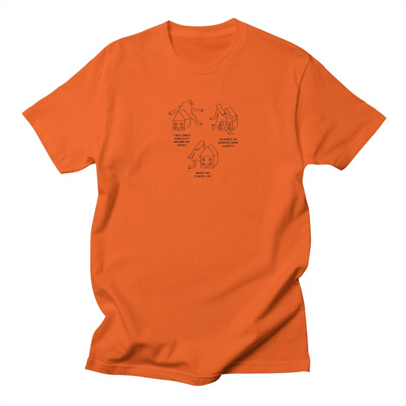 Clarity Men's T-Shirt by Nicole Zaridze's Shop