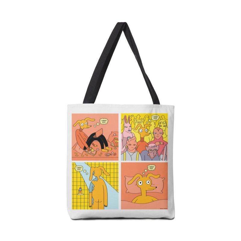I Want Kiss Accessories Bag by Nicole Zaridze's Shop