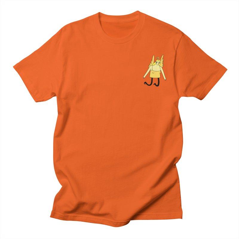 Angel-007 Men's T-Shirt by Nicole Zaridze's Shop