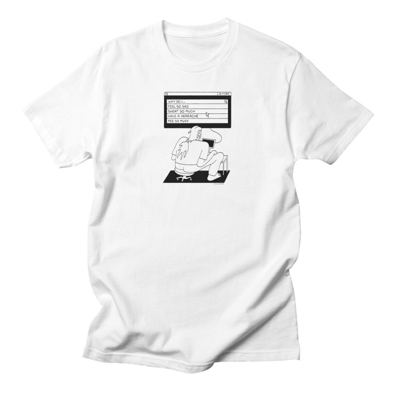 Why Do I... Men's T-Shirt by Nicole Zaridze's Shop
