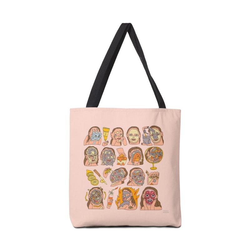 Elaborate Skin Care Routine Accessories Bag by Nicole Zaridze's Shop