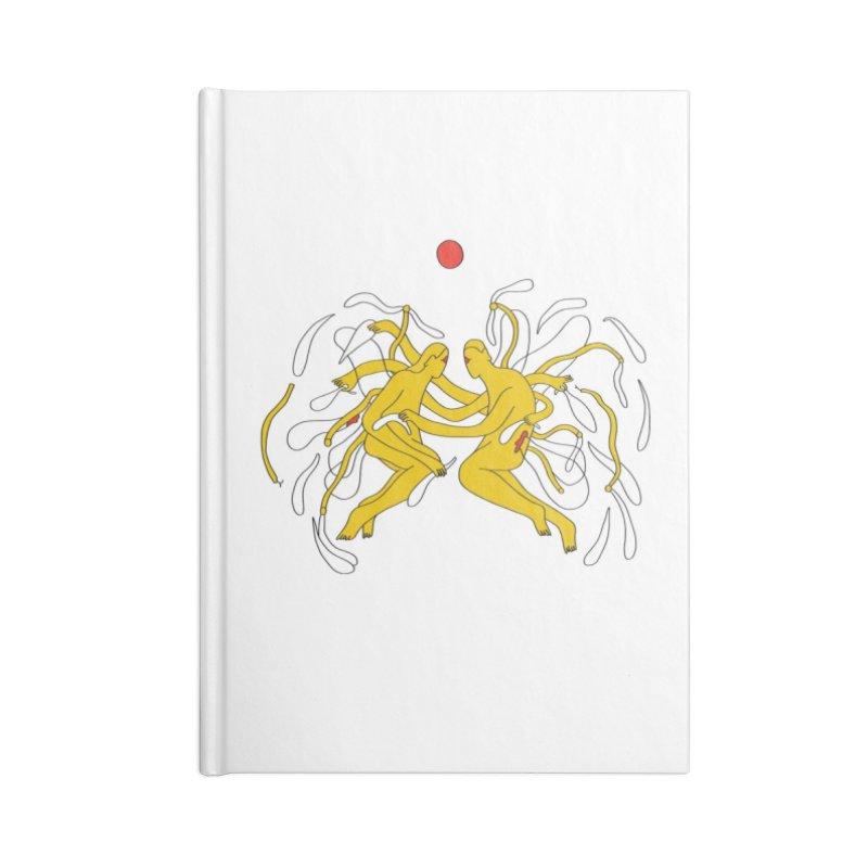The Falling Out Accessories Notebook by Nicole Zaridze's Shop