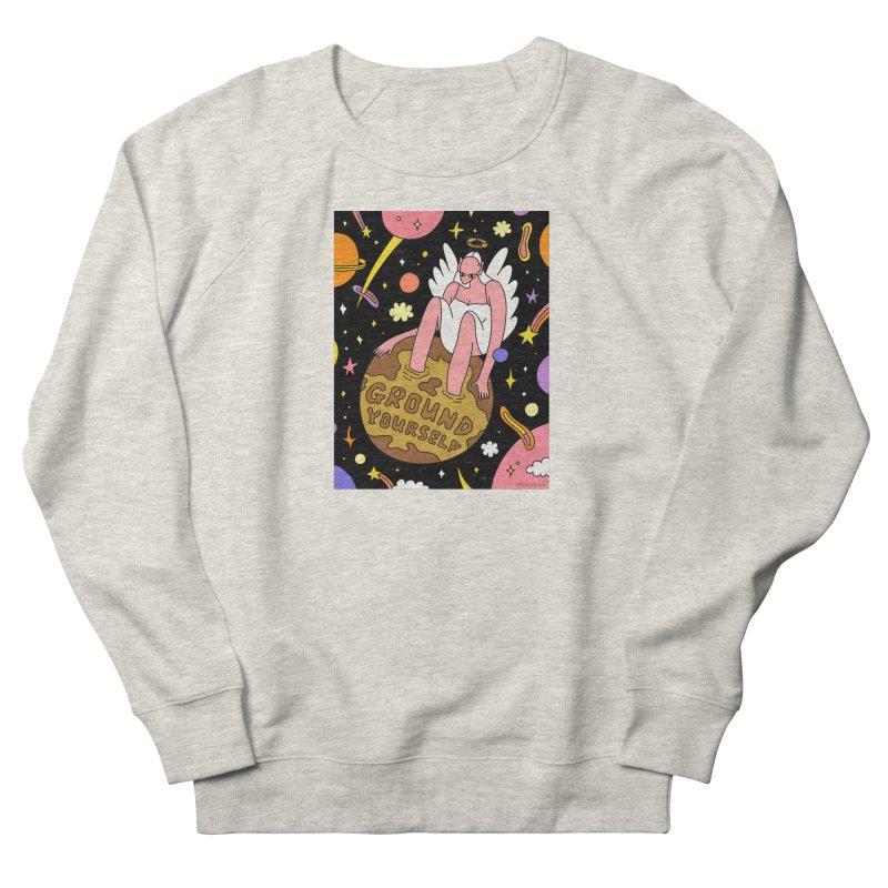 Ground Yourself Men's Sweatshirt by Nicole Zaridze's Shop