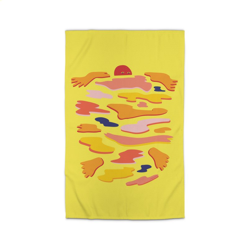 Dive Into The Sunset Home Rug by Nicole Zaridze's Shop