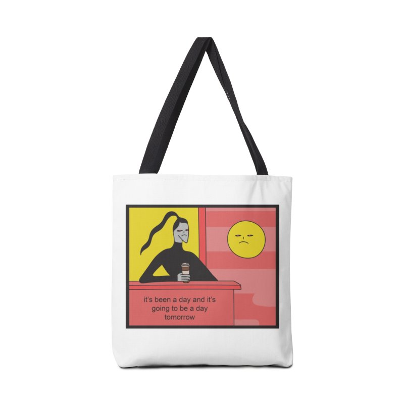 It's Been A Day Accessories Bag by Nicole Zaridze's Shop