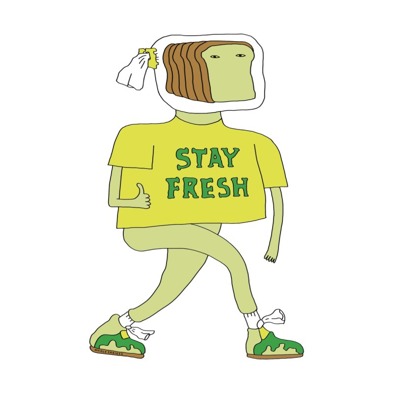 Stay Fresh Women's Tank by Nicole Zaridze's Shop