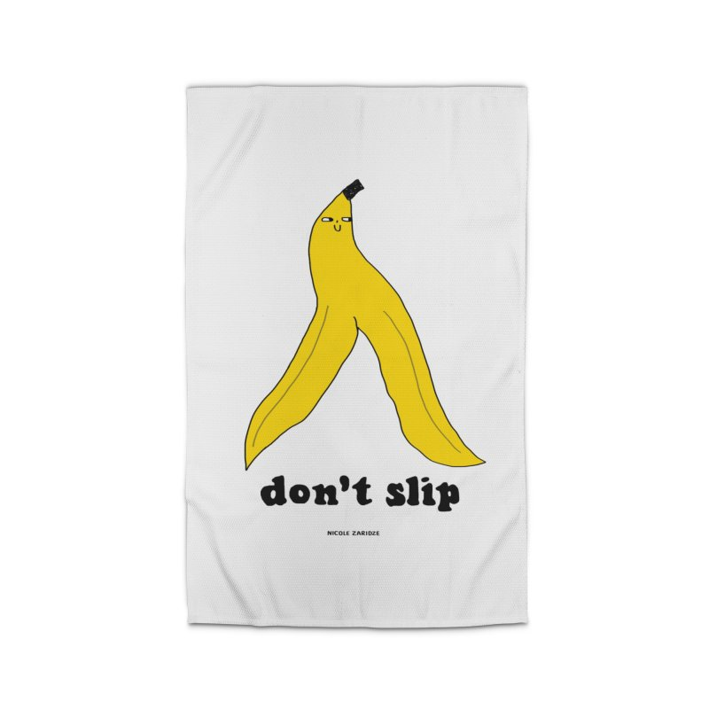Don't Slip Home Rug by Nicole Zaridze's Shop