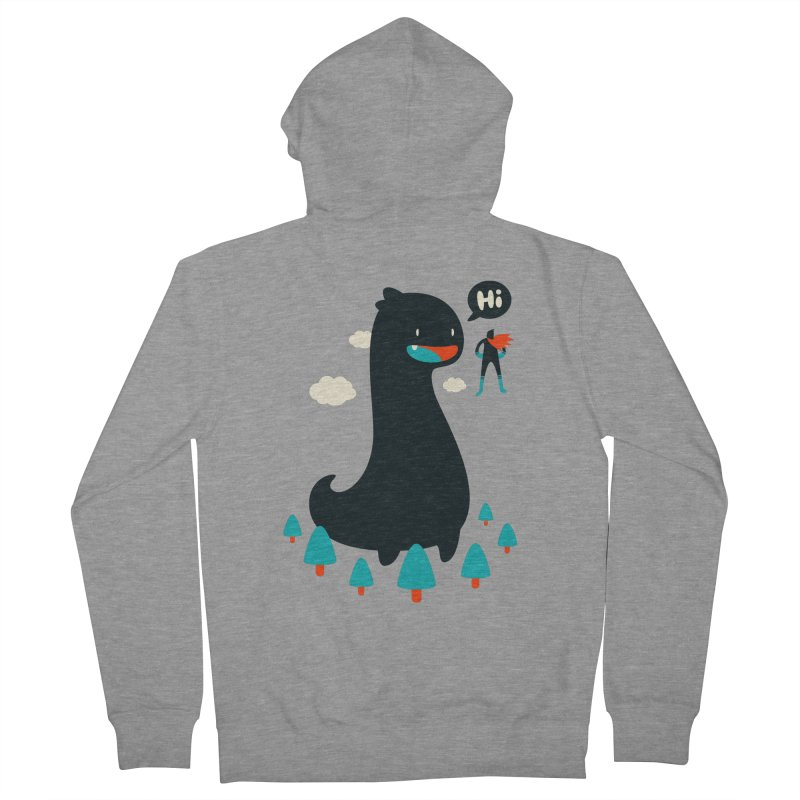 Safe from Harm Women's Zip-Up Hoody by Niel Quisaba's Artist Shop